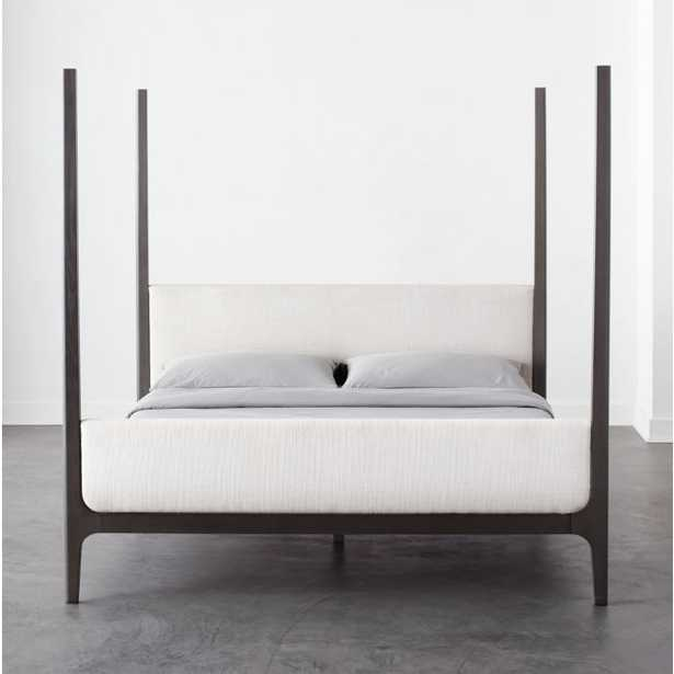 Melrose Canopy King Bed - CB2