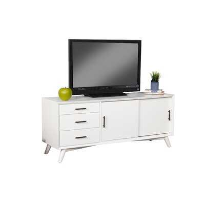 Parocela Cabinet/Enclosed Storage TV Stand for TVs up to 70 inches - AllModern