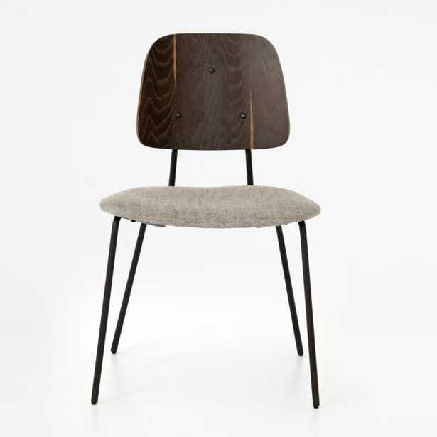 Seine Armless Chair - Crate and Barrel