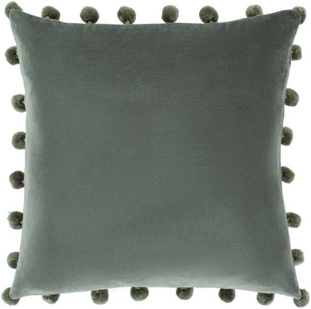 "Serengeti Pillow, 18"" x 18"", Sage - Neva Home"