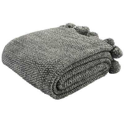 Granite Range Cotton Throw - AllModern