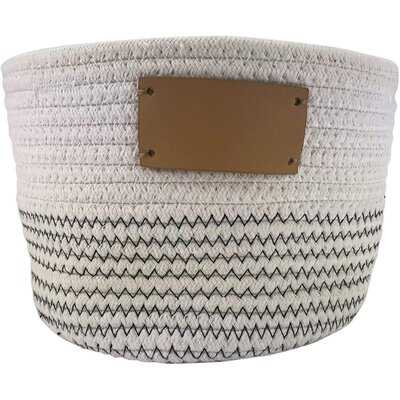 Dog Toy Fabric Basket - Wayfair