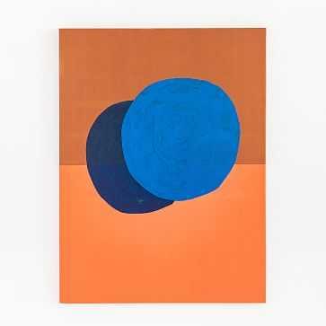 Framed Print, Many Moons - West Elm