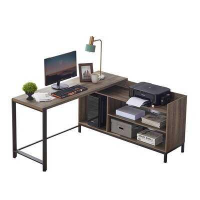 Dormody L-Shape Desk - Wayfair