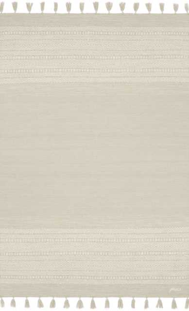 """ED Ellen DeGeneres Crafted by Loloi SOLANO ON-01 IVORY 7'-9"""" x 9'-9"""" - ED Ellen DeGeneres Crafted by Loloi Rugs"""