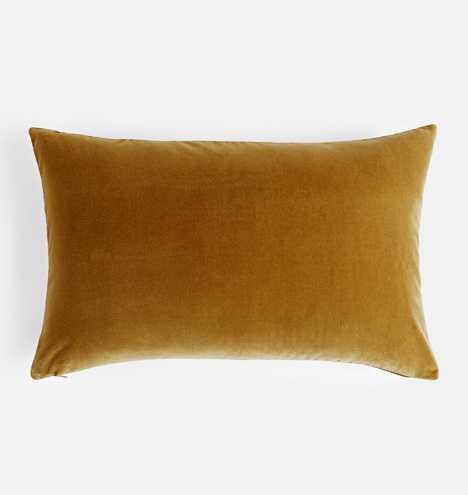 Italian Velvet Pillow Cover - Rejuvenation