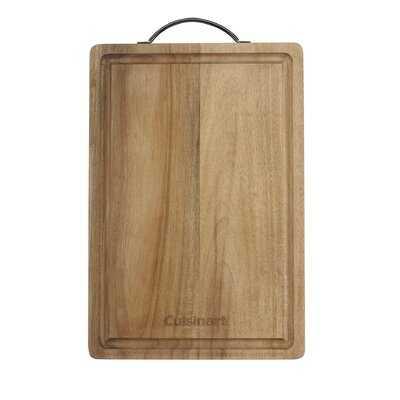Cuisinart Acacia Wood Cutting Board - Birch Lane