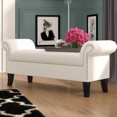 Lindon Upholstered Bench - Wayfair