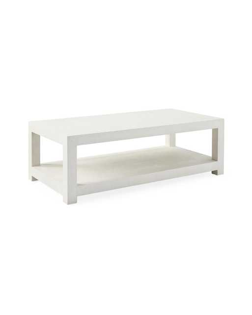 Driftway Coffee Table - Serena and Lily