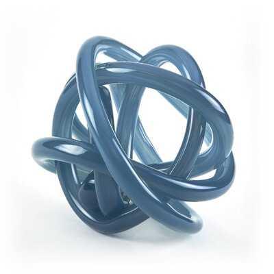 Pennebaker Handblown Knot - Wayfair