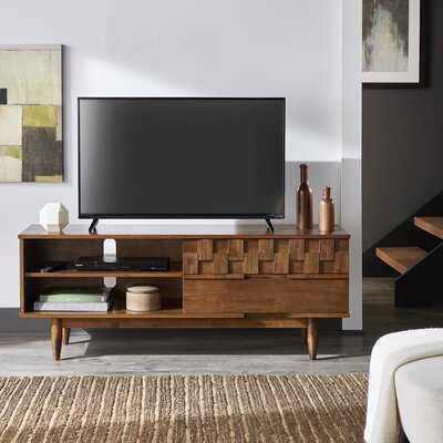"""Chasin TV Stand for TVs up to 58"""" - Wayfair"""