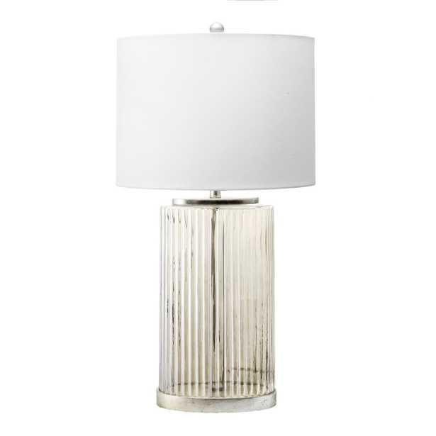 "Newton Glass Table Lamp, 33"" - Loom 23"