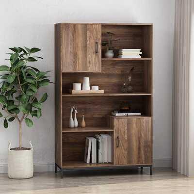 Anders 64.5'' H x 39.6'' W Standard Bookcase - Wayfair