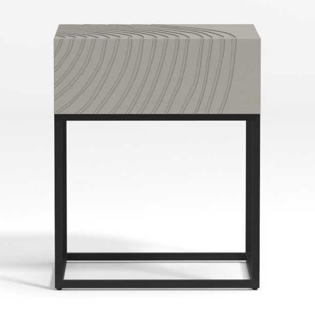 Circulus Nightstand - Crate and Barrel