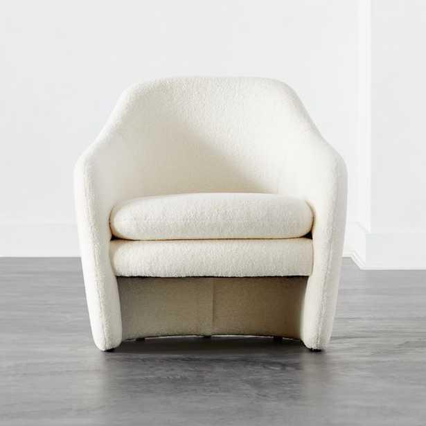 Pavia Lounge Chair - CB2