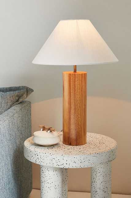 Frederick Table Lamp By Anthropologie in Brown - Anthropologie