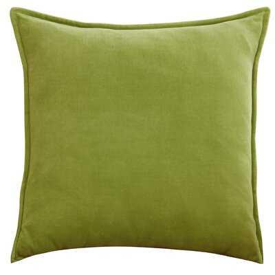 Cotton Throw Pillow Cover - AllModern