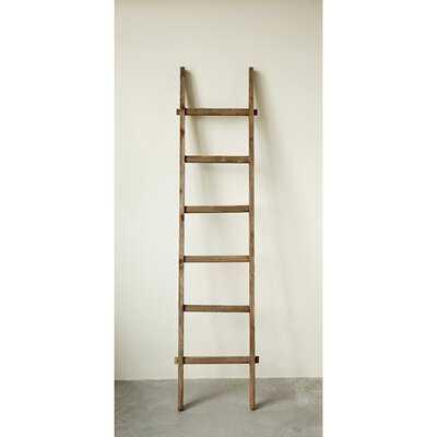 6.5 ft Blanket Ladder - Birch Lane