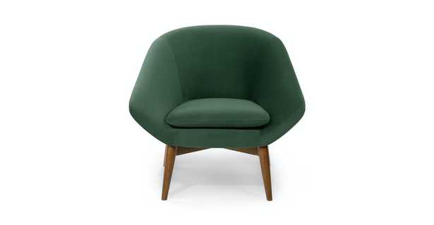 Resa Botany Green Chair - Article