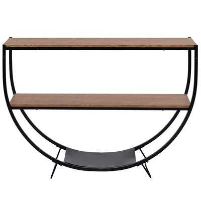 Console Table (Brown) - Wayfair