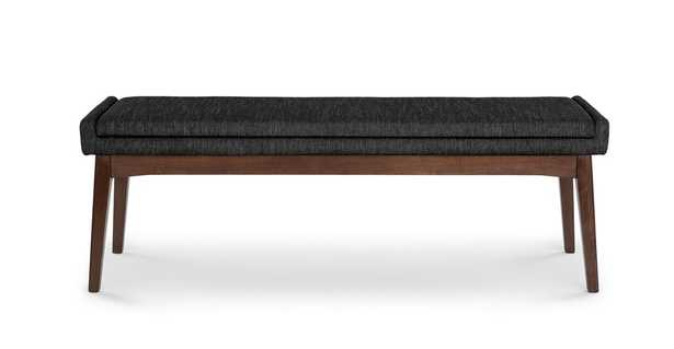 """Chanel Licorice 56"""" Bench - Article"""