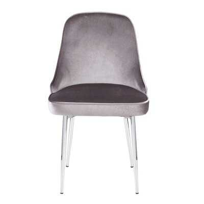 Elim Upholstered Dining Chair (set of 2) - Wayfair