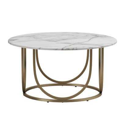 Gwyneth Frame Coffee Table - Wayfair