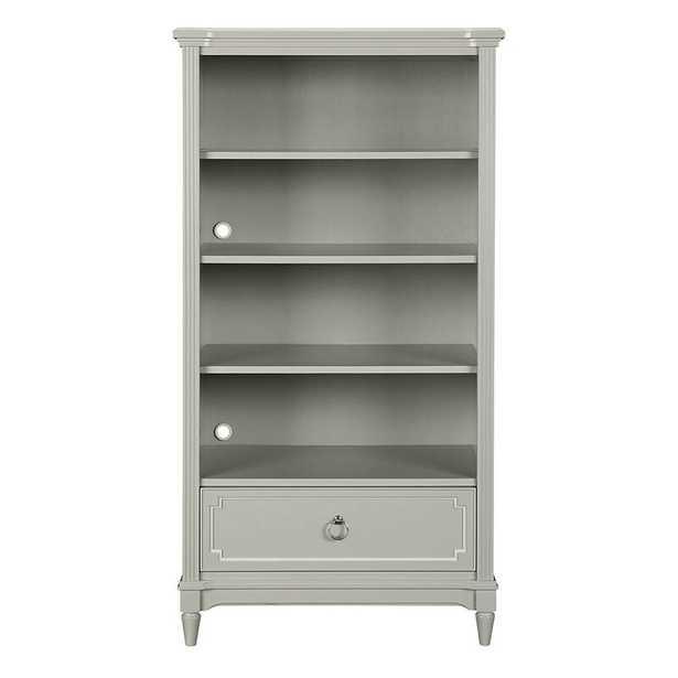 Stone & Leigh™ Furniture Clementine Court Standard Bookcase Finish: Spoon - Perigold