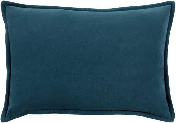Cotton Velvet- 18x18 poly insert - Neva Home