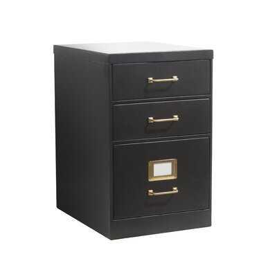 Mcgraw 3 Drawer Vertical Filing Cabinet - Wayfair