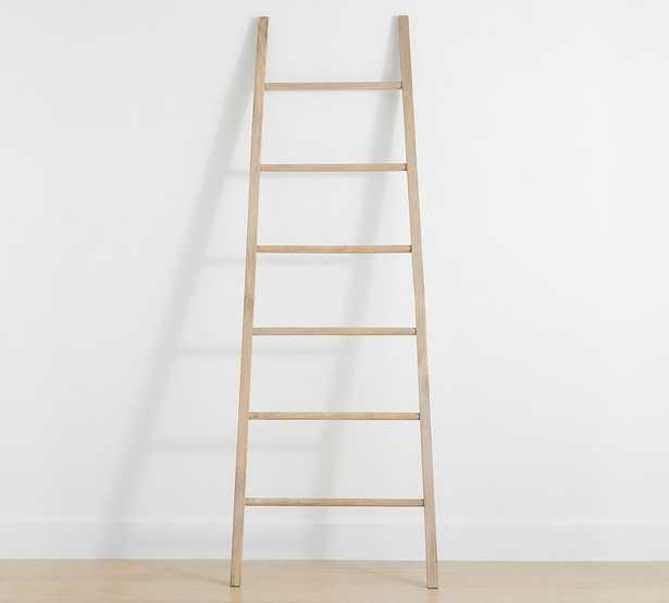 Provence Wood Ladder,Natural - Pottery Barn