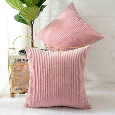 Ayedin 18'' Throw Pillow Cover - Wayfair