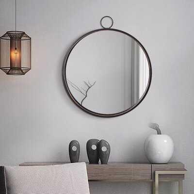 Blouin Distressed Wall Mirror - Wayfair