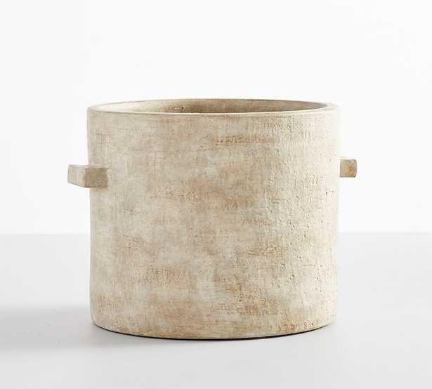 """Maya Terra Cotta Planter, Medium, 9.25""""H - Pottery Barn"""