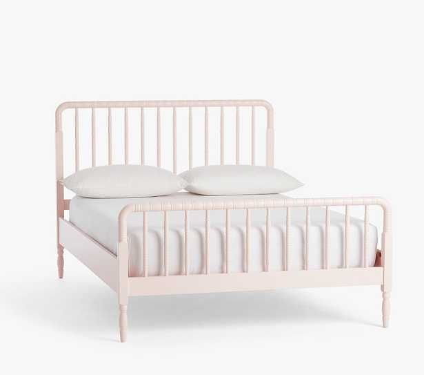Elsie Bed, Full, Blush Pink, In-Home Delivery - Pottery Barn Kids
