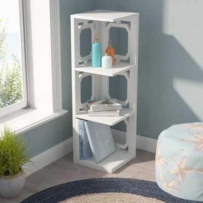 """Minburn 38.5"""" H x 12"""" W Bookcase - Wayfair"""