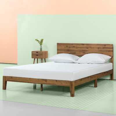 Tara Platform Bed - Wayfair