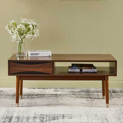 Sabornton Coffee Table with Storage - Wayfair