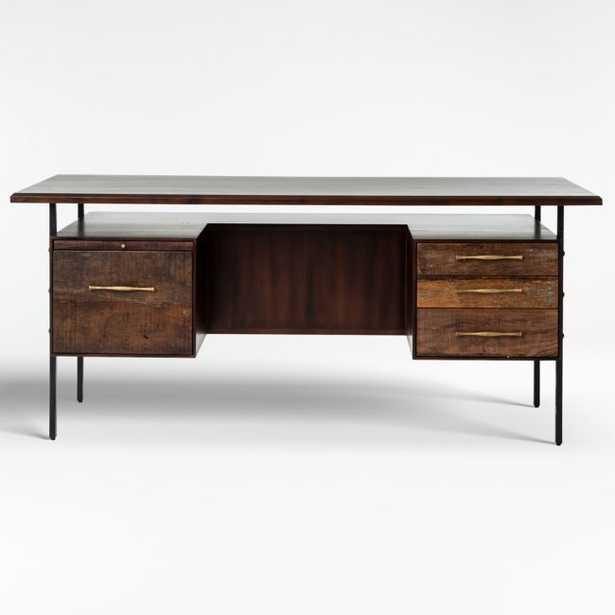 Sedgwick Desk - Crate and Barrel