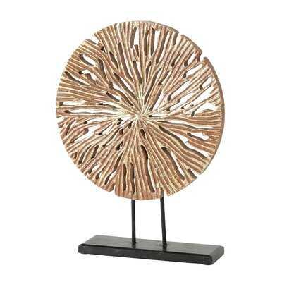 Circle Sculpture - Wayfair