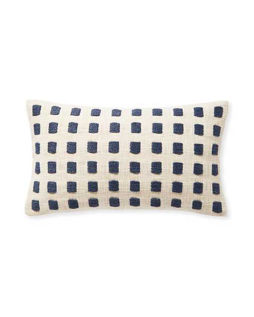 Pebble Cove Pillow Cover - Serena and Lily