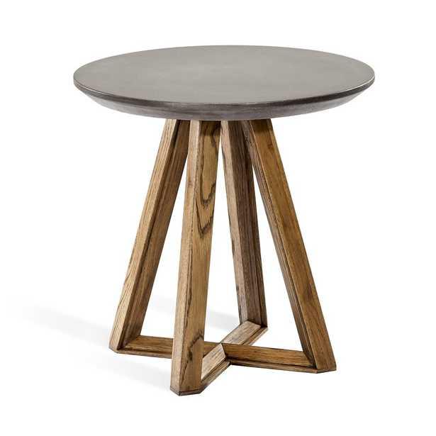 Interlude Greta End Table - Perigold