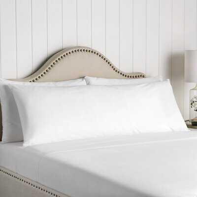 Wayfair Basics Cotton Body Pillow Cover - Wayfair