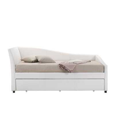 Twin Daybed with Trundle - Wayfair