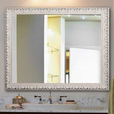 Rectangle French Victorian Wall Mirror - Wayfair