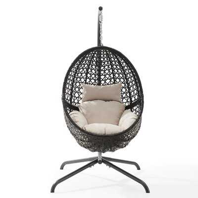 Calliope Hanging Egg Swing Chair with Stand - AllModern