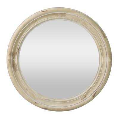 Arvonia Boho Beveled Accent Mirror - Wayfair