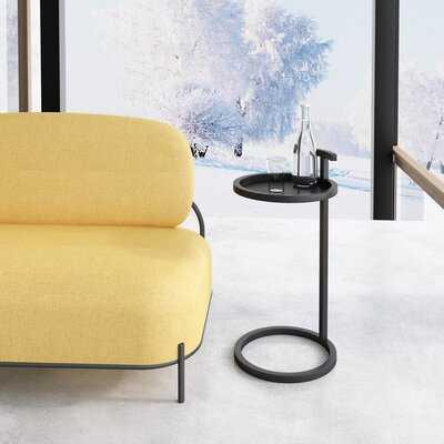 Dawson Tray Top Pedestal End Table Set - Wayfair