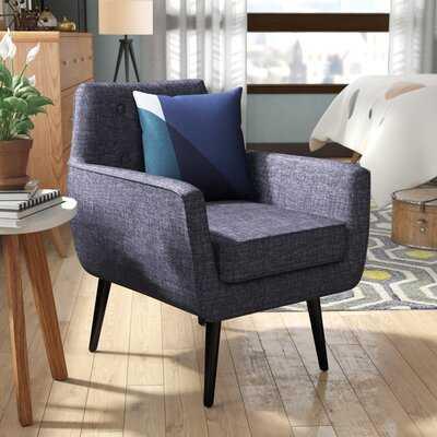 Cassella 28'' Wide Tufted Armchair - Wayfair