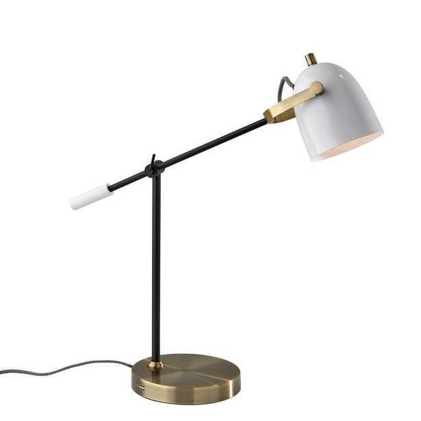 Adesso Casey Desk Lamp - Home Depot